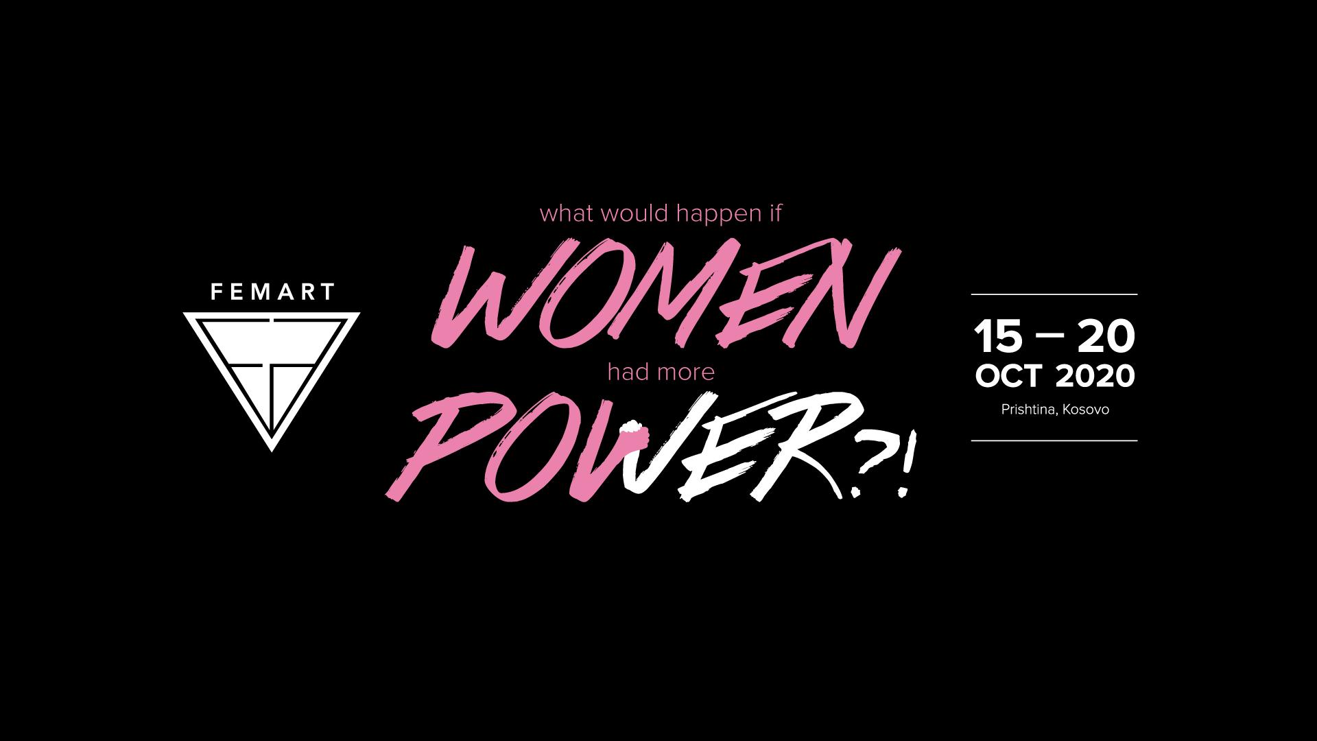 """""""FemArt"""" në edicionin e shtyrë pyet për fuqinë e grave"""