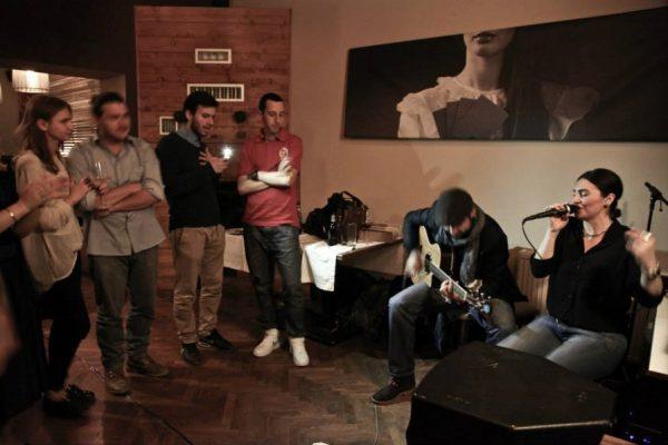 8-Ndeje me performance Edona Vatoci