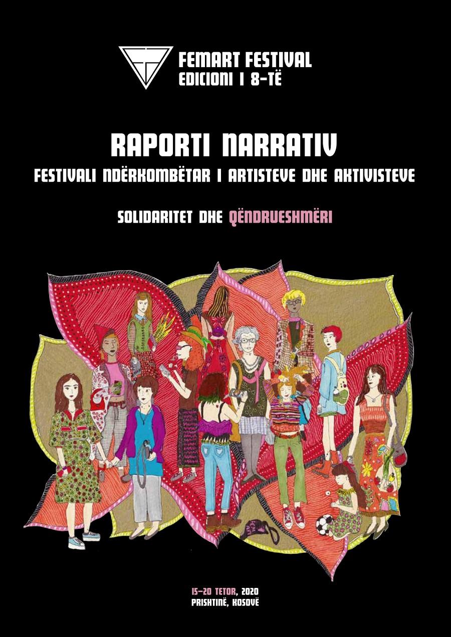 Raporti Narrativ – Festivali ndërkombëtar i artisteve dhe aktivisteve